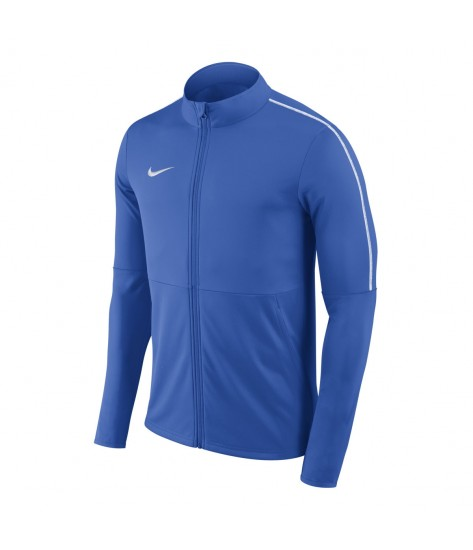 Nike Park 18 Knit Track Jacket - Royal Blue / White