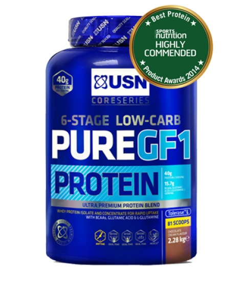 USN Pure Protein GF1 - 1kg