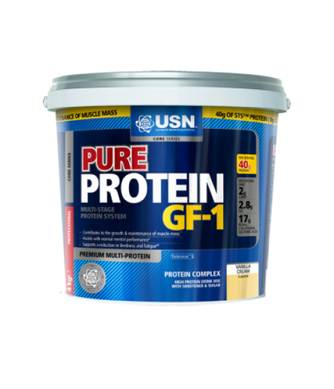 USN Pure Protein GF1 - 4kg