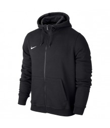 Nike Team Club Full Zip Hoody Black