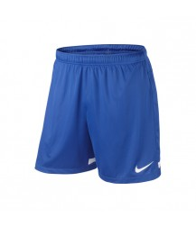 Nike Dri-Fit Knit Short II Royal Blue/White