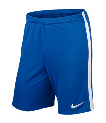 Nike League Knit Short - Royal Blue / White