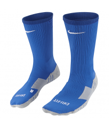 Nike Team Matchfit Core Crew Sock - Royal Blue / Bright Blue
