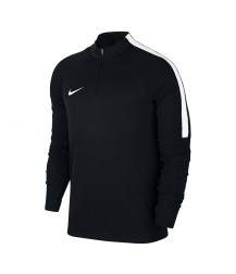 Nike Squad 17 Drill Top - Black / White