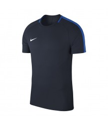 Nike Academy 18 Training Top - Obsidian / Royal Blue