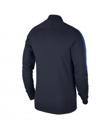 Nike Academy Knit Jacket - Obsidian / Royal Blue