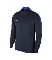 Nike Academy 18 Knit Jacket - Obsidian / Royal Blue