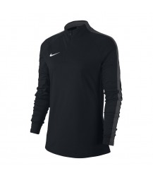 Nike Women's Academy 18 Drill Top - Black / Anthracite