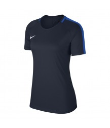 Nike Women's Academy 18 Training Top - Obsidian / Royal Blue