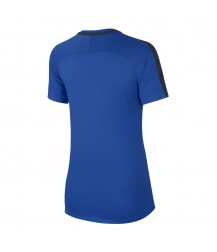 Nike Women's Academy Training Top - Royal Blue / Obsidian
