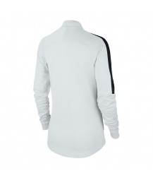 Nike Women's Academy Knit Track Jacket - White / Black