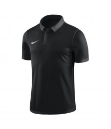 Nike Academy 18 Polo - Black / Anthracite