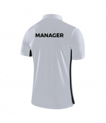 Energie Managers Nike Polo - White