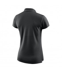 Nike Women's Academy Polo - Black / Anthracite