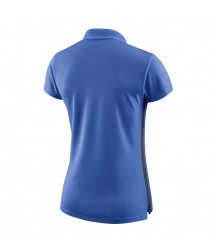 Nike Women's Academy Polo - Royal Blue / Obsidian