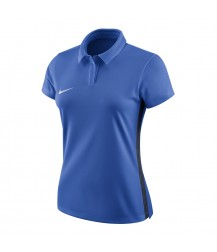 Nike Women's Academy 18 Polo - Royal Blue / Obsidian