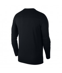 Nike Park Drill Top Crew - Black / White