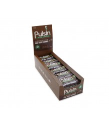 Pulsin Raw Chocolate Brownie Energy Bars - 18 x 50g