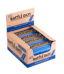 Battle Oat Gluten Free Flapjacks - 12 x 70g Bars