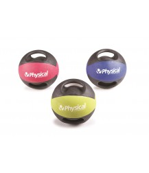 Physical Double Grip Medicine Ball