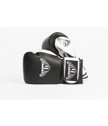 Hatton Pro Leather Velcro Gloves