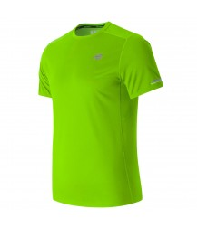 New Balance Ice Short Sleeve - Electric Green