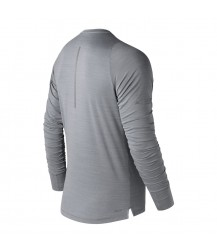 New Balance Seasonless Long Sleeve - Athletic Grey