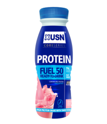 USN Protein Fuel 50 Ready to Drink - 6 x 500ml Bottls