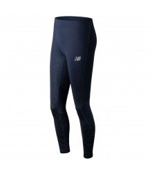 New Balance Impact Premium Printed Tight - Navy