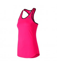 New Balance Women's Accelerate Tank Top - Pink
