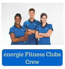 Energie Fitness Clubs Ireland Fitness Instructor