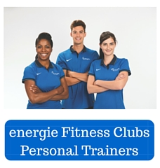 Energie Fitness Clubs Personal Trainer